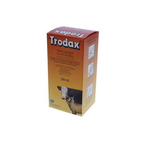 Trodax 34% For Cattle & Sheep