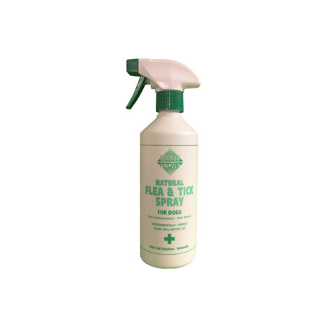 Barrier Natural Flea & Tick Spray