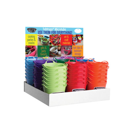 Tubtrug Microtub Display Pack