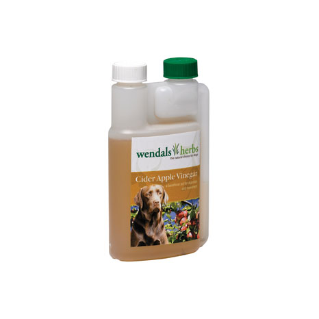 Wendals Dog Cider Apple Vinegar