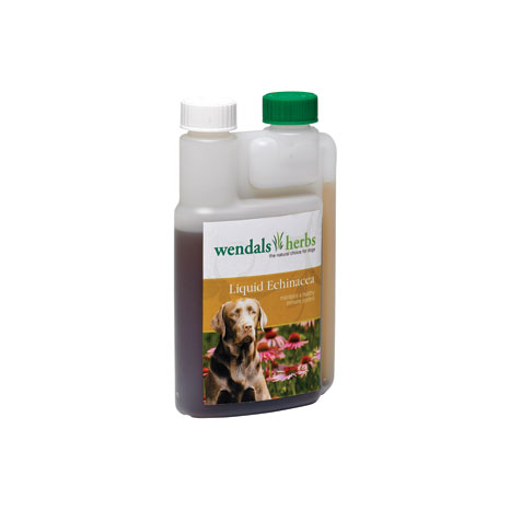 Wendals Dog Liquid Echinacea