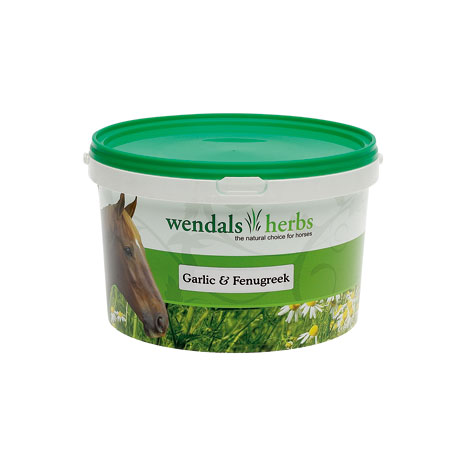 Wendals Garlic & Fenugreek