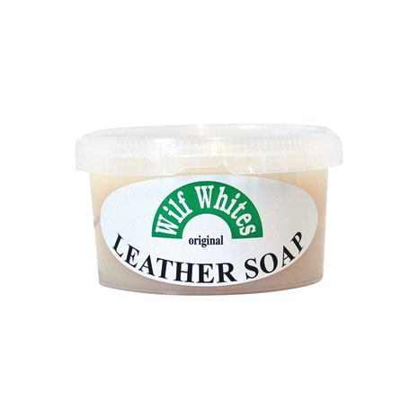 Wilf Whites Original Leather Soap