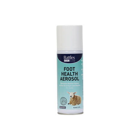 Battles Foot Health Aerosol