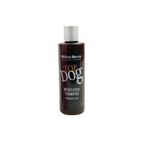 Hilton Herbs Top Dog Medicated Shampoo