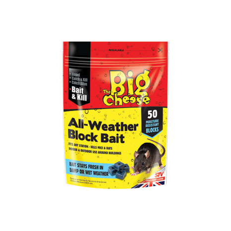 STV All Weather Block Bait (STV113)
