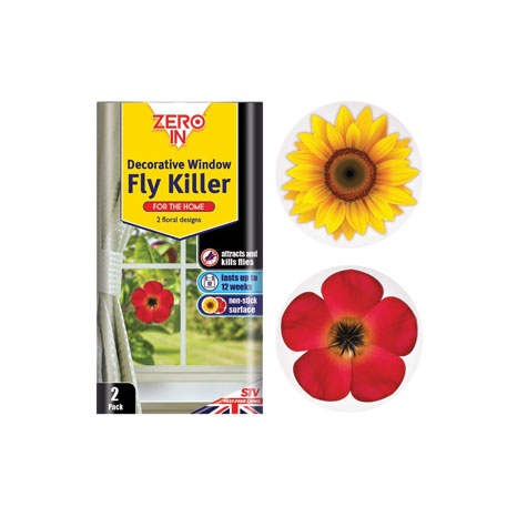 STV Decorative Window Fly Killer (ZER010)