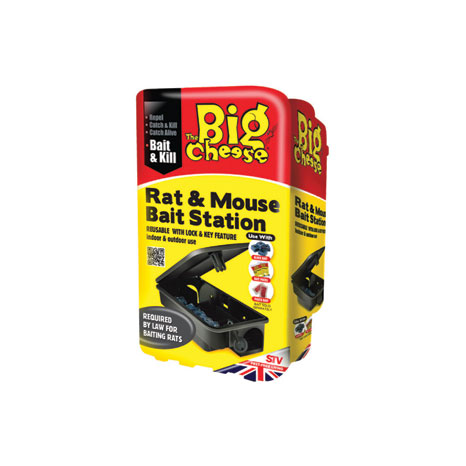 STV Rat and Mouse Bait Station (STV179)