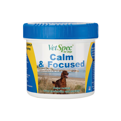 VetSpec Calm and Focused Formula