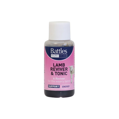 Battles Lamb Reviver & Tonic