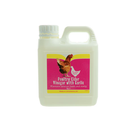 Battles Poultry Cider Vinegar & Garlic