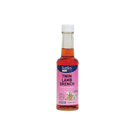 Battles Twin Lamb Drench