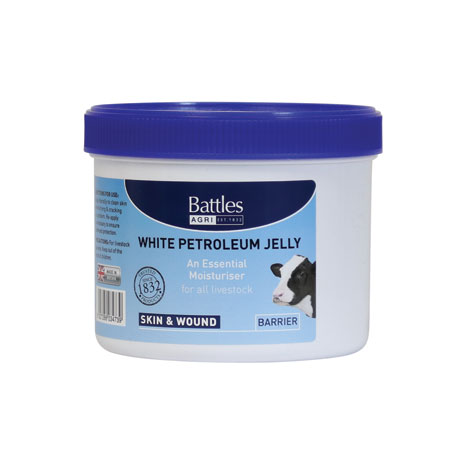Battles White Petroleum Jelly B.P.