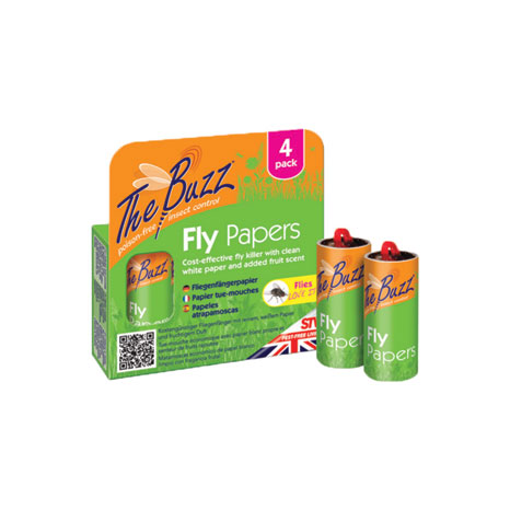 STV The Buzz Fly Papers (STV015)