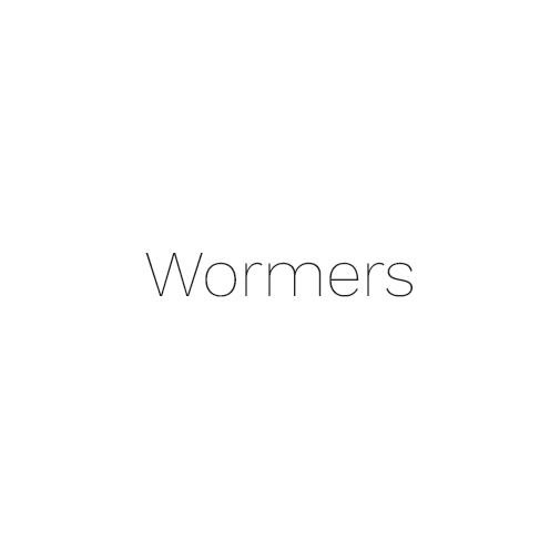 Wormers